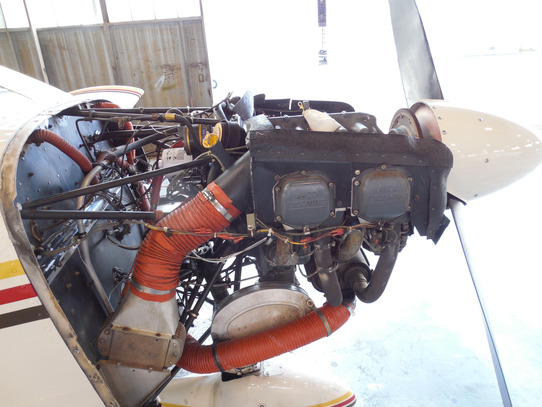 Aviation Engine Mount Repair